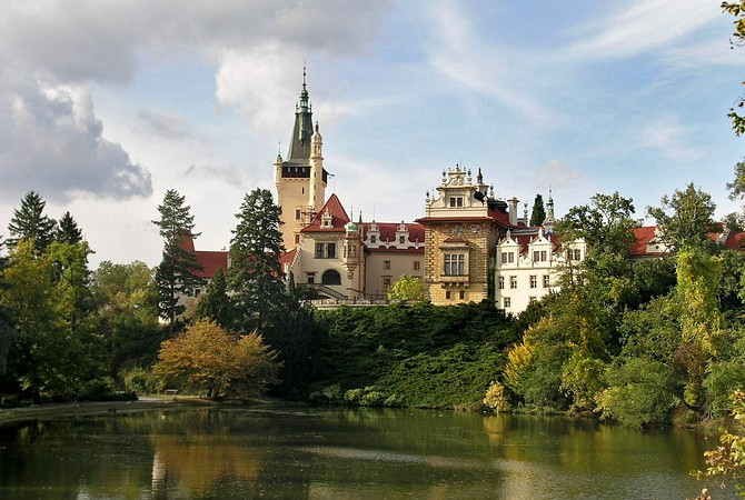 Image credits: http://www.parkpruhonice.cz/index.php?site=en&p=zamek