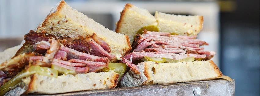 Pastrami – the NYC delicacy finally in Prague