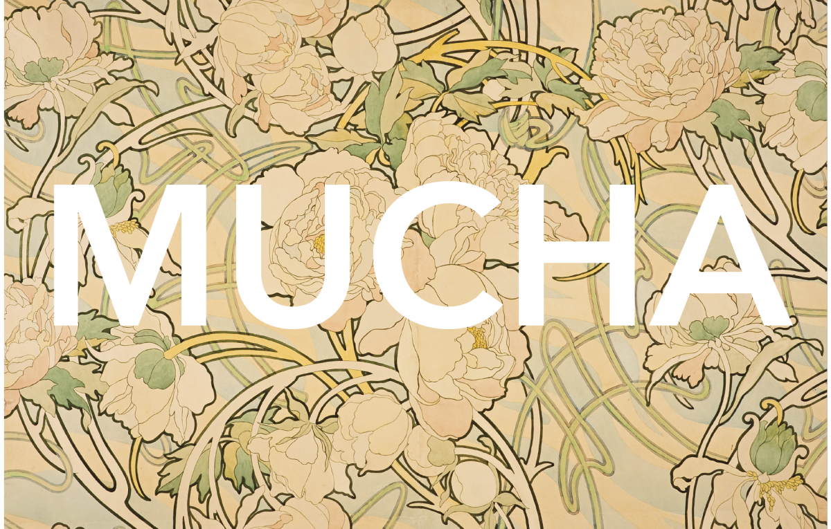 For Mucha Lovers From Prague With Love
