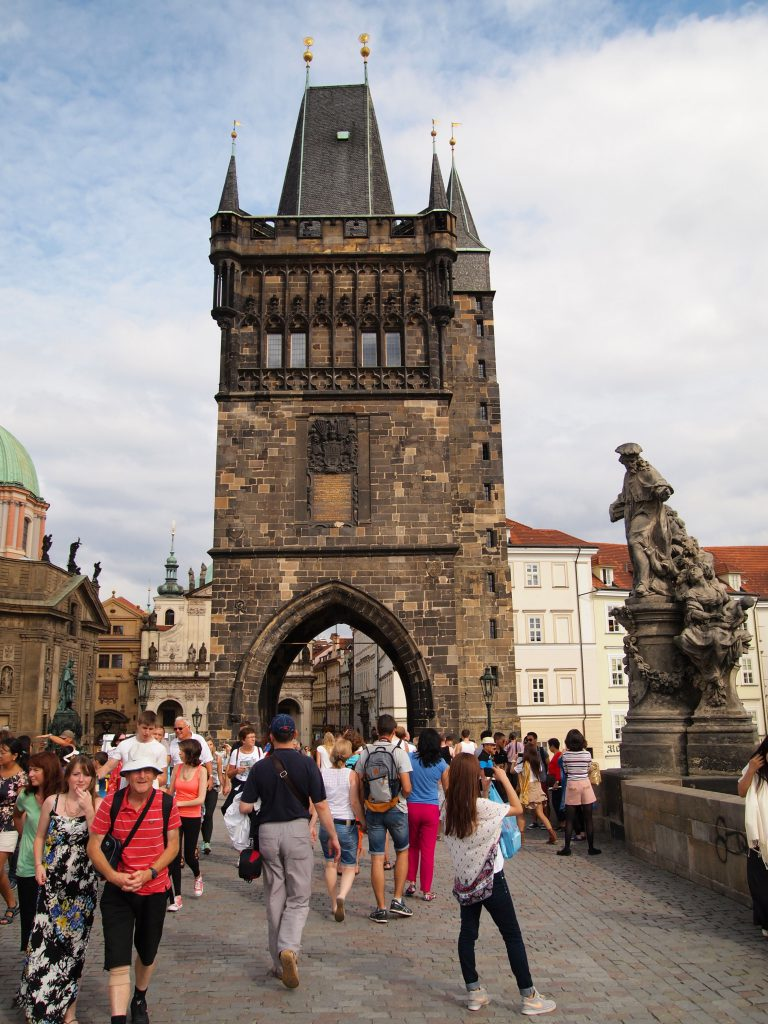 Prague_-_Old_Town_Bridge_Tower