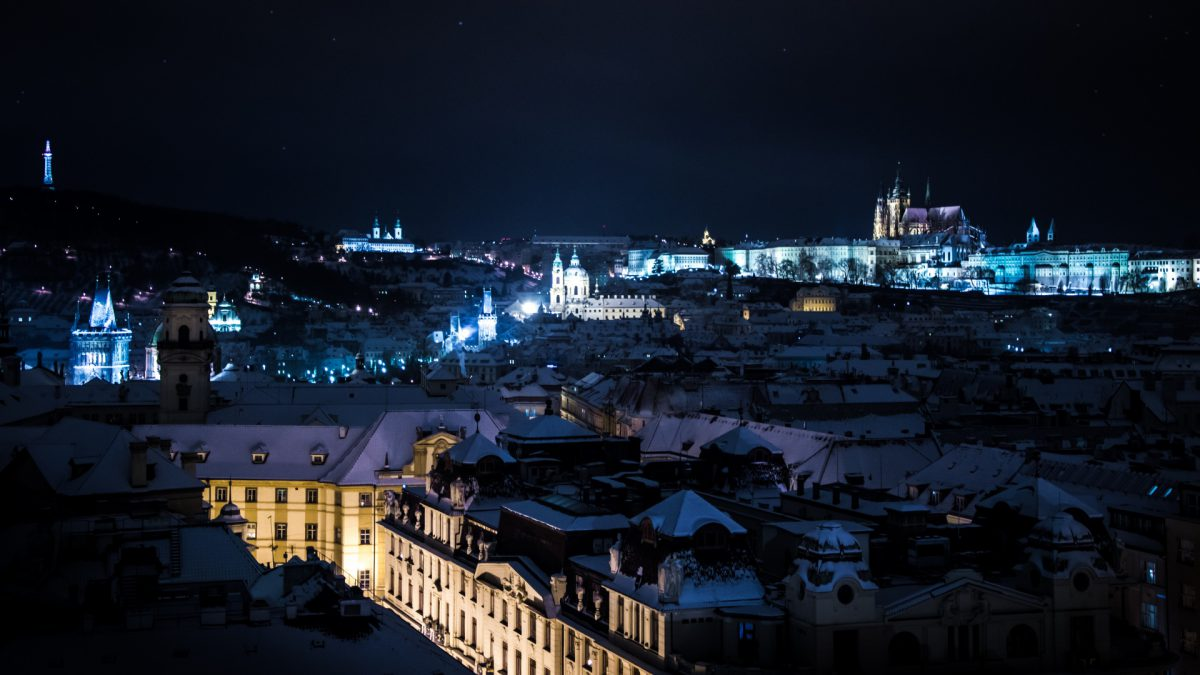New Year's Eve Prague Guide